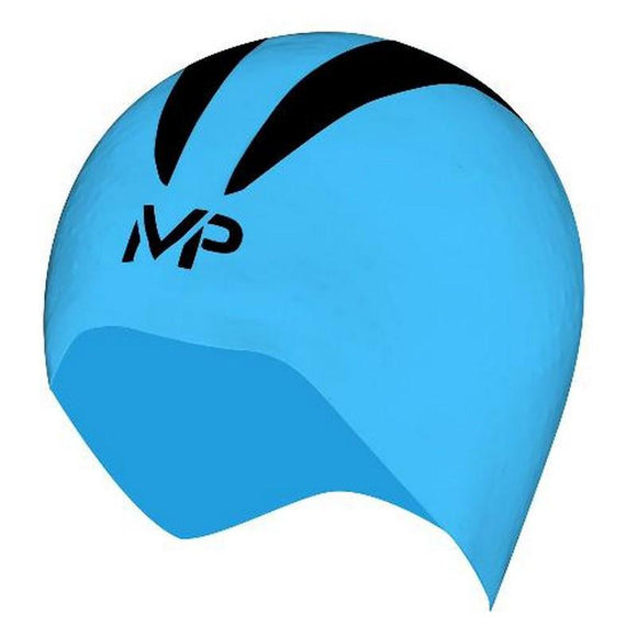 AQCXOC253667 Aqua Sphere MP X-O Swim Cap - Blue Black