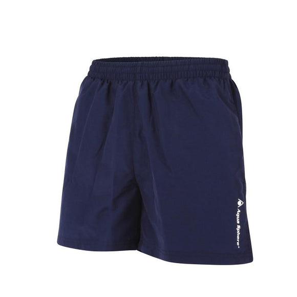AQSMCOA1270404 Aqua Sphere Coach Mens Swim Shorts - Navy