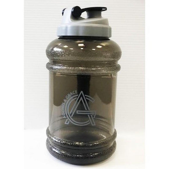 Adonis & Grace 2.2 litre Bottle Black