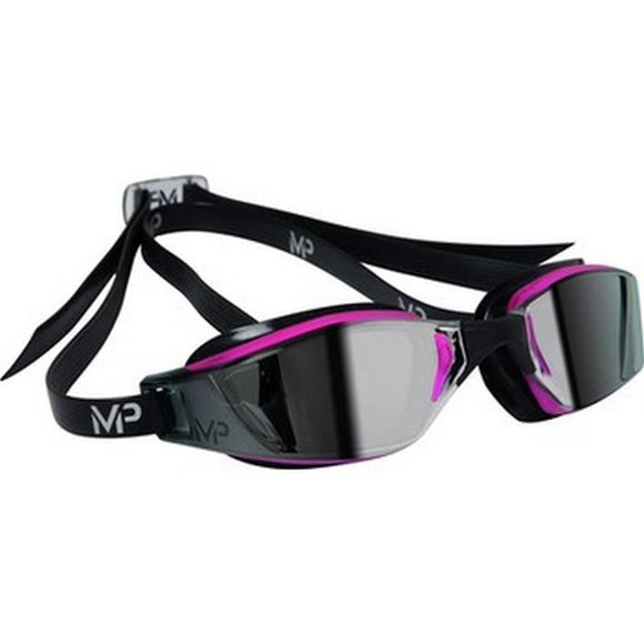 MP XCEED Lady Goggle Mirror Lens - Pink + Black
