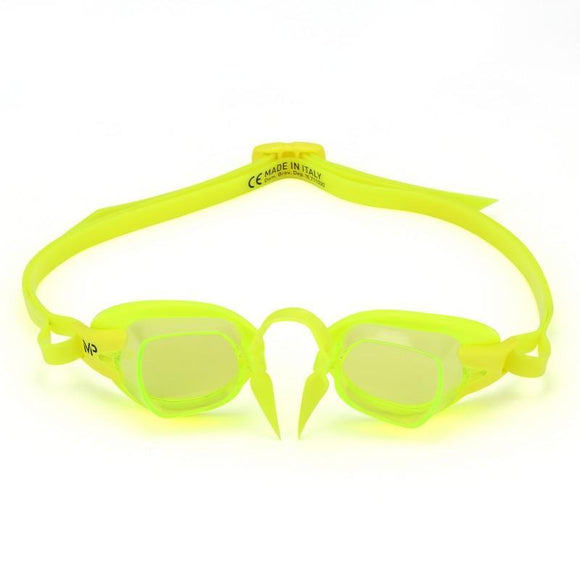 MP Chronos Goggle Lime Lens - Lime