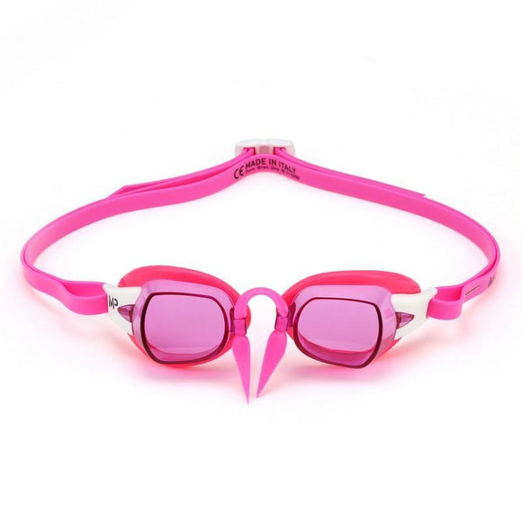 MP Chronos Goggle Pink Lens - Pink