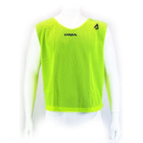 Karakal Reversible Training Bib Fluo Yellow Royal Blue