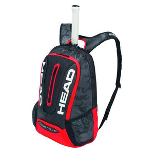HEAD Tour Team Backpack Black/Red