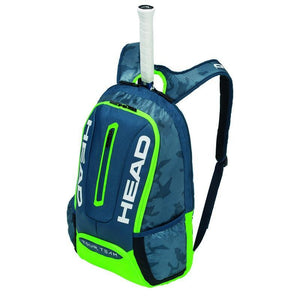 Head Tour Team Backpack Navy/Green