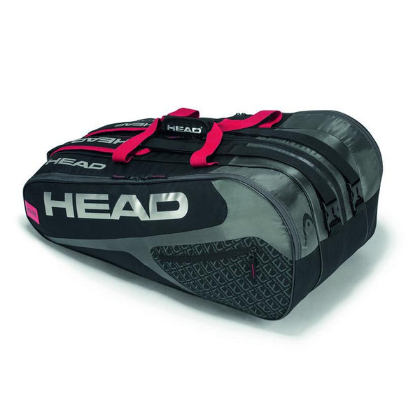 Head Elite 12R Monstercombi Bag BKRD