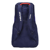 Head Radical 12R Monstercombi Bag Navy Blue Orange