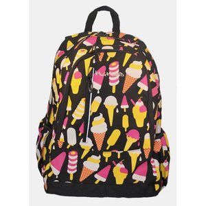 Highland Ice Cream Backpack Black