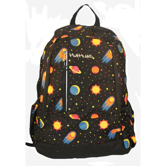 Highland Space Backpack Sporty