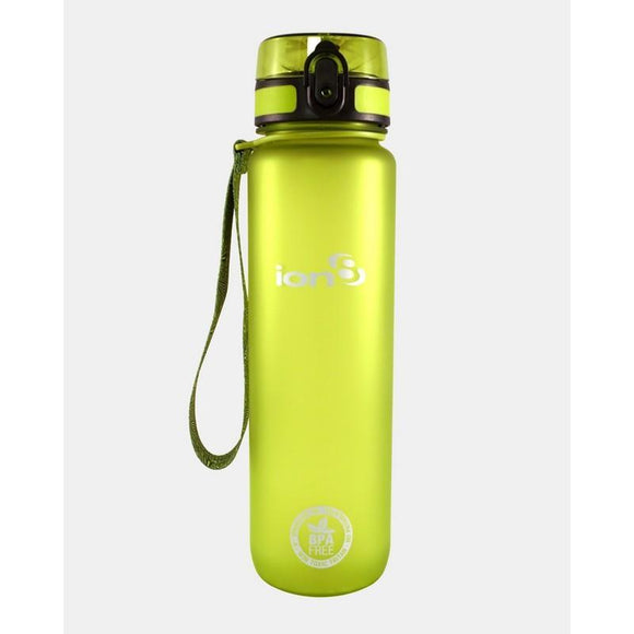 Ion8 Quench 1 Litre Water Bottle - Green