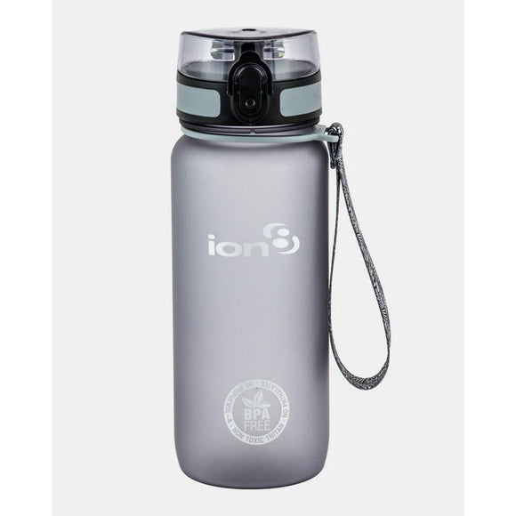 Ion8 Tour 750ml Water Bottle - Grey
