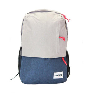 Karakal Backpack Navy Grey