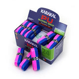 Karakal PU Super Grip Duo Blue Pink