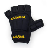 Karakal Pro Hurling Glove - Black - Left