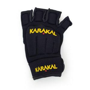 Karakal Pro Hurling Glove - Black - Right