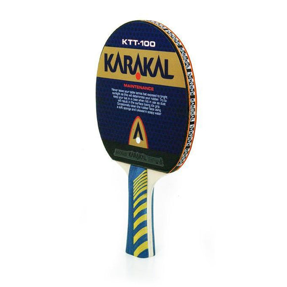 Karakal KTT 100 1 Star Table Tennis Bat