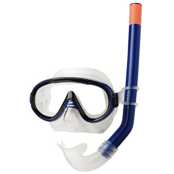 Rucanor Dolphina IV Ladies Diving Mask and Snorkel Set