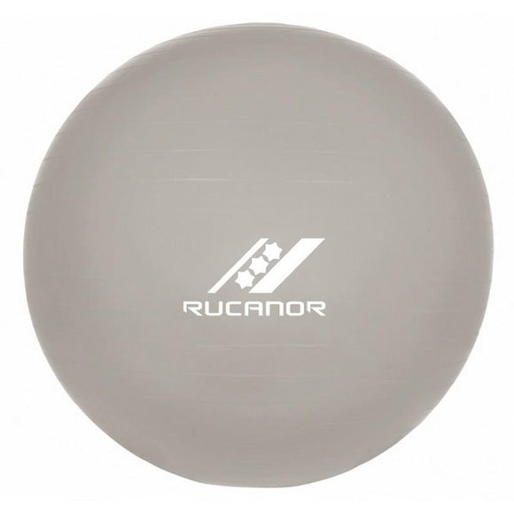 Rucanor Gym Ball - 65cm - Silver