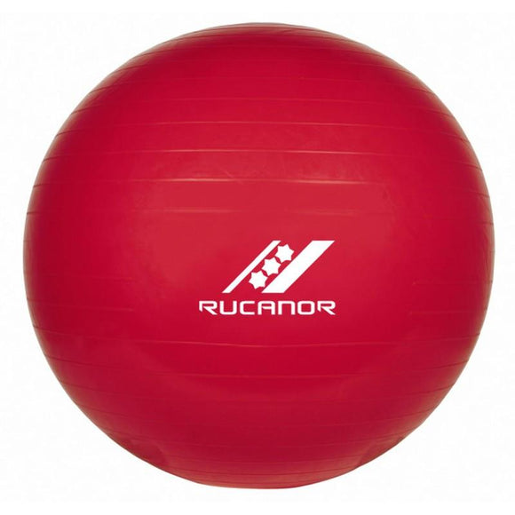 Rucanor Gym Ball - 75cm - Red
