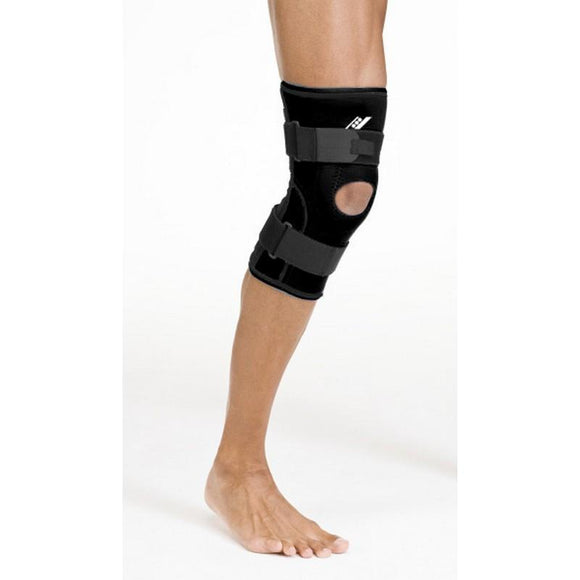 Rucanor Patello Plus II Knee Stabiliser - Black