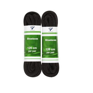 Rucanor Shoe Lace - Round - Black