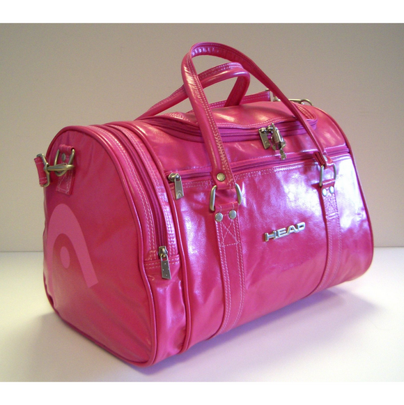 Head St Moritz Holdall Pink