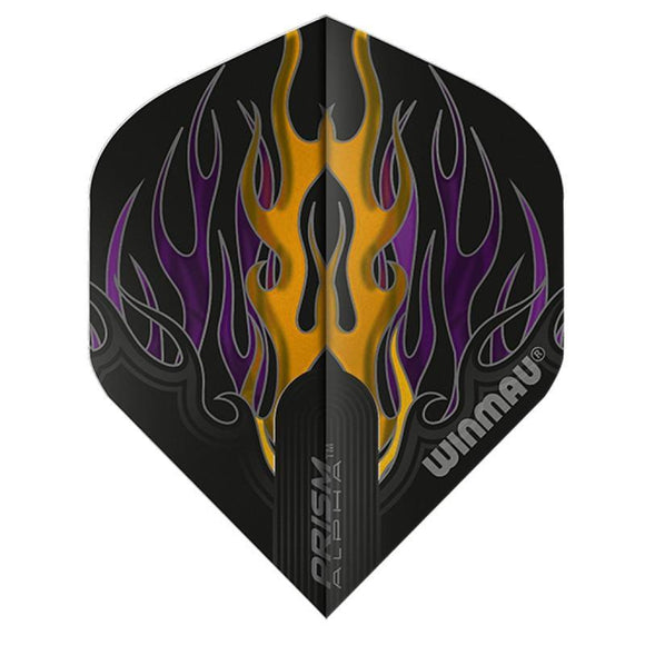 Winmau Prism Alpha Flights - 10pk