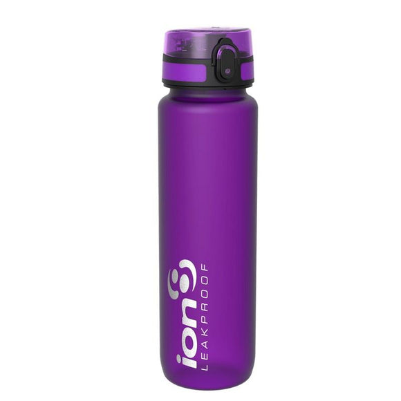 Ion8 Quench 1 Litre Water Bottle - Purple