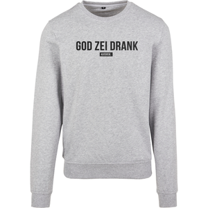 God zei drank | Men sweater