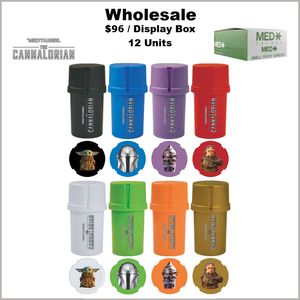 Medtainers- Premium Cannalorian Collection (12 Units)