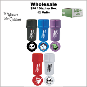Medtainers Premium- Night Meds Before Christmas Collection (12 Units)