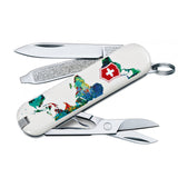 Navaja Victorinox Clásica The World ( 0.6223.L1303 )
