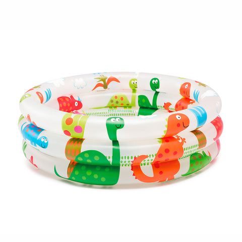 Piscina Inflable 3 Anillos Osos (57106NP)