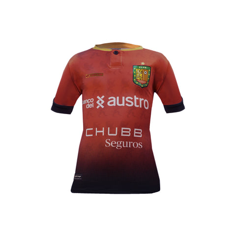 Camiseta Oficial Club Cuenca Junior 2021 (121CJ3)
