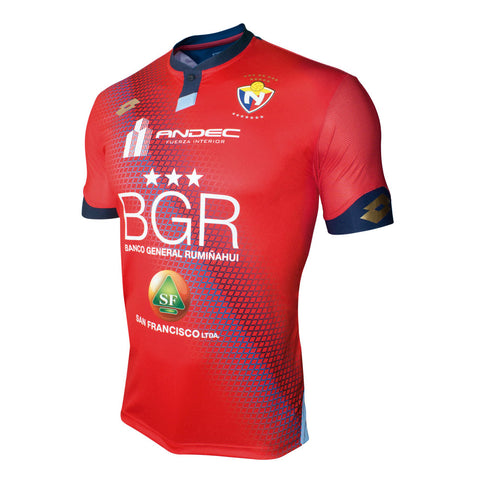Camiseta Club Nacional  Lotto para Hombre (119NJ)