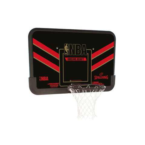 "Combo Tablero Basket 44"" Spalding NBA Hightlight ( 80798CN)"