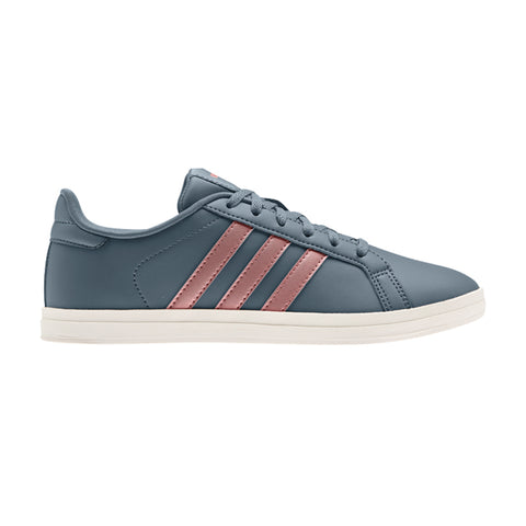 Zapato Adidas Mujer Courtpoint (7377)