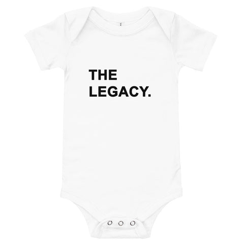 "Baby ""Legacy"" One Piece"