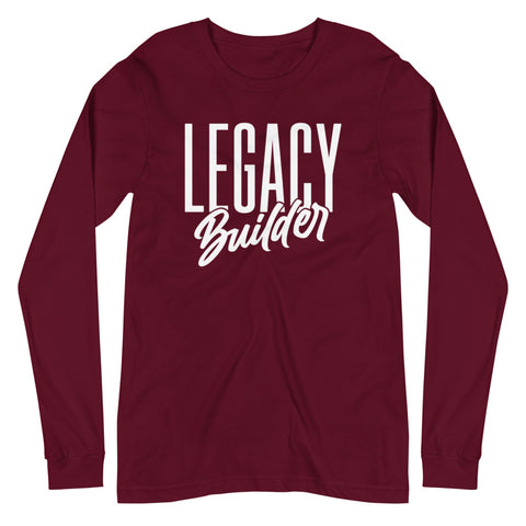 Legacy Builder Long Sleeve T-Shirt