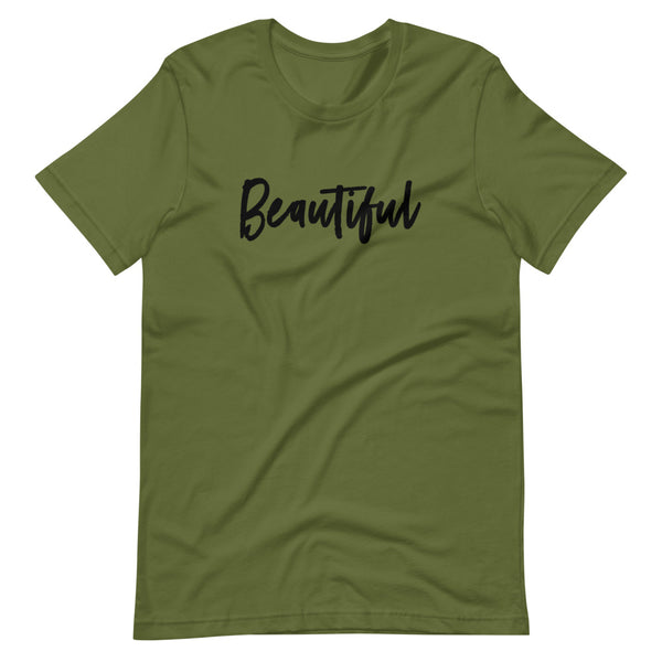 Beautiful Short-Sleeve T-Shirt