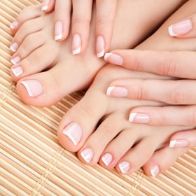 manicures and pedicures in San Diego