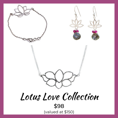Love Your Mother Box ~ Lotus Love Collection