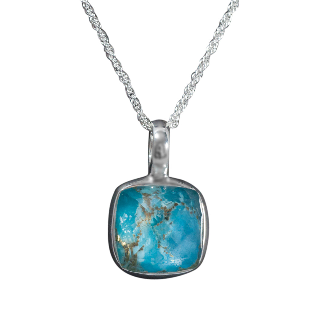 splendid pendant copper turquoise affordable chain crystal