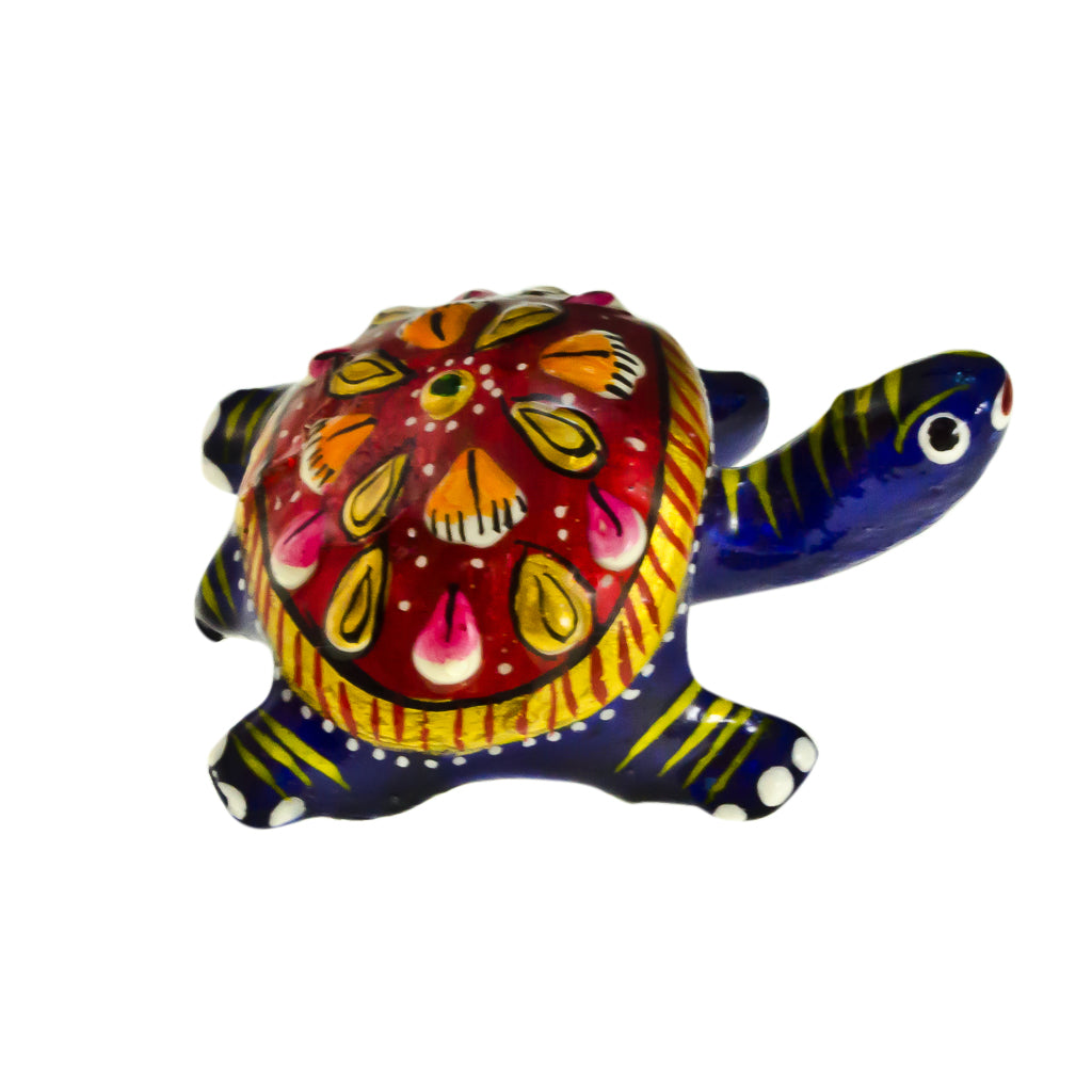 Colorful Turtle Enamel Affordable Cute Delicate Small Statue