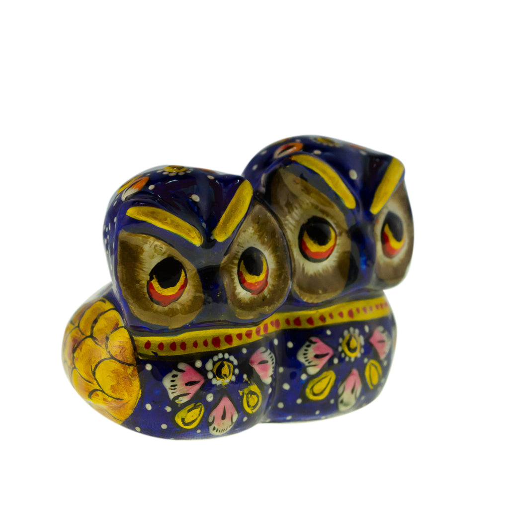 Enamel Colorful Owl Cute Affordable