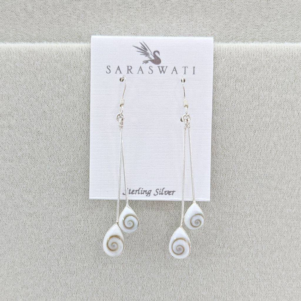 Uneven Swings Earrings