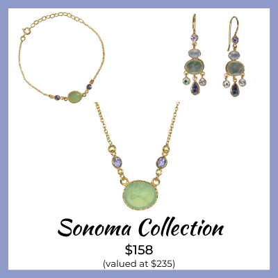 Love Your Mother Box ~ Sonoma Collection