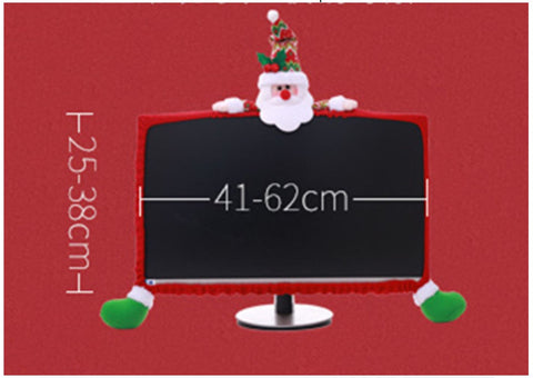 NoveltyBox - Christmas TV and PC - measures