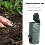 Organic Waste Yard Compost Bag - 2 sizes