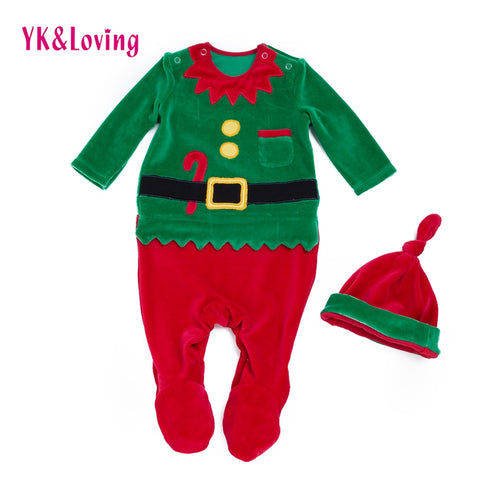 Christmas Baby Romper - 0 - 24 month